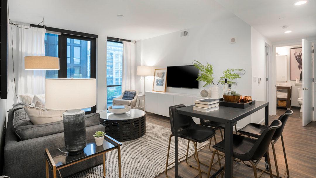 Washington, DC 2 bedroom apartments for rent