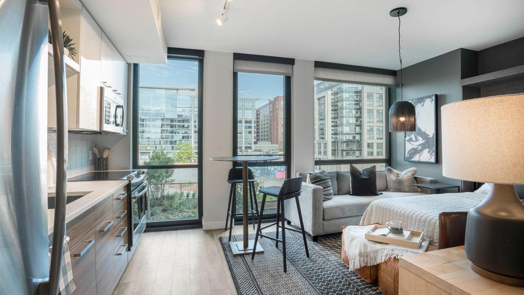 Washington, DC micro apartments for rent