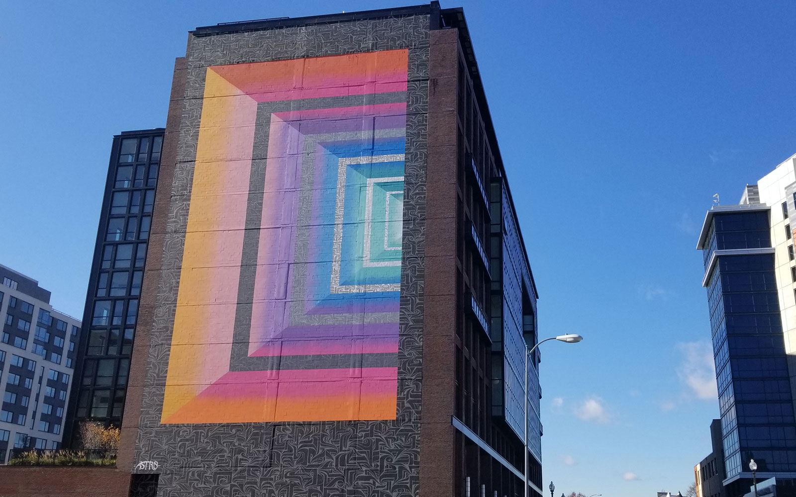 NOMA'S NEWEST MURAL AT THE BELGARD