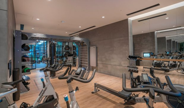Fitness at the Belgard NoMa