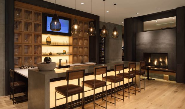 Private Resident Bar